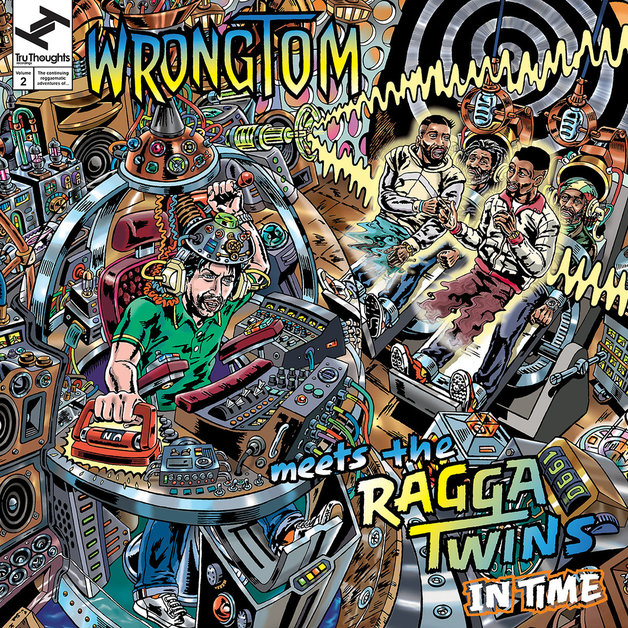 In Time (LP) by Wrongtom Meets The Ragga Twins
