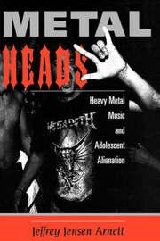 Metalheads by Jeffrey Jensen Arnett image