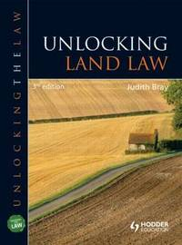 Unlocking Land Law by Judith Bray image