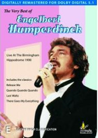 Engelbert Humperdinck, The Very Best Of on DVD image