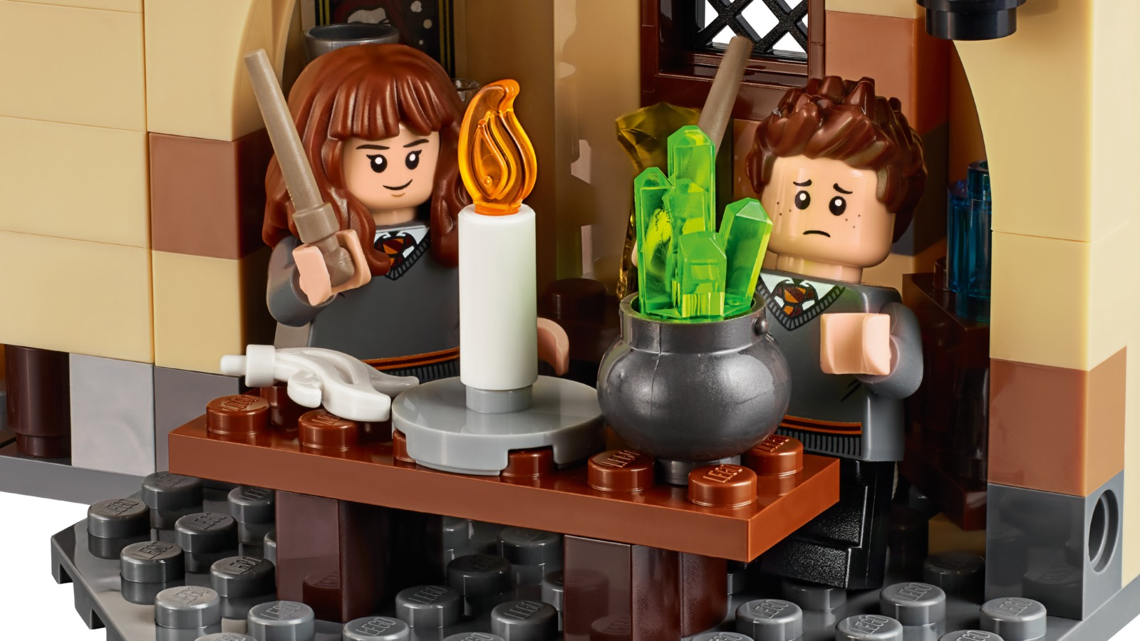LEGO Harry Potter: Hogwarts Whomping Willow (75953) image
