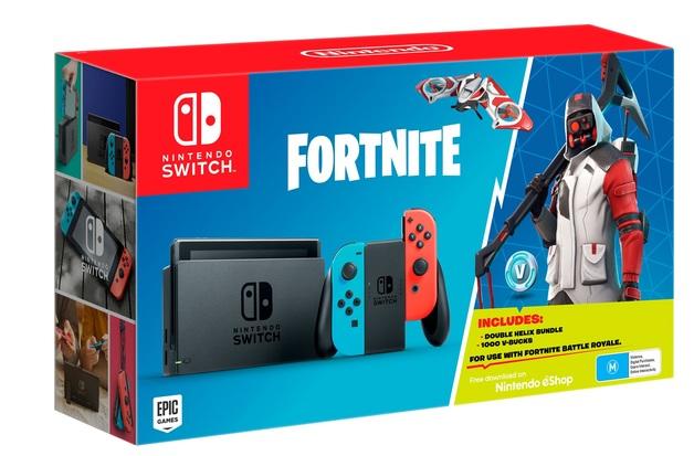 Nintendo Switch Fortnite Console Bundle for Nintendo Switch