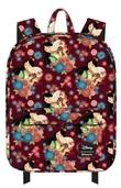 Loungefly: Mulan - Mulan with Fan Print Backpack