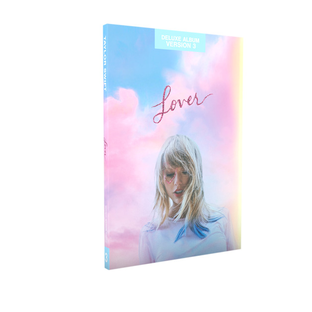Lover - Deluxe Journal Version 3 by Taylor Swift