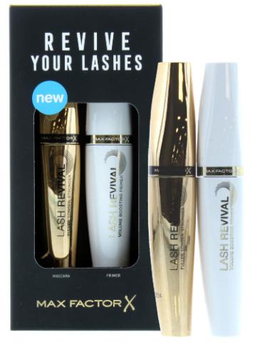 Max Factor: Mascara Lash Revival Set
