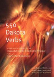 550 Dakota Verbs by Harlan LaFountaine image