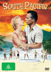 South Pacific on DVD