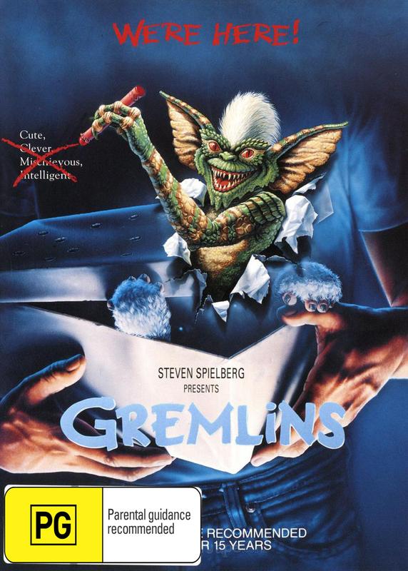 Gremlins on DVD