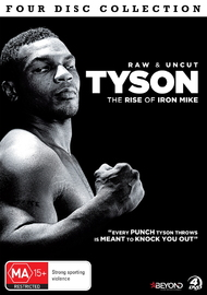 ESPN: Tyson The Rise Of Iron Mike on DVD