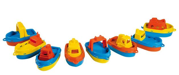 Adroni: Summertime Ferry/Boat 14cm - Assorted Styles