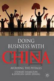 Doing Business With China by S. Hamilton
