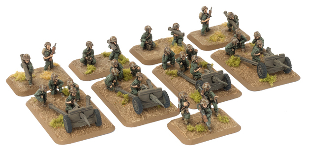 Flames of War: M3A1 37mm Anti-tank Gun