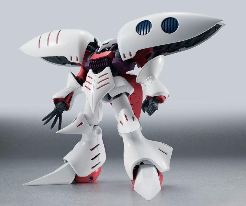 Robot Damashii - Qubeley (Side MS) Articulated Figure image