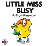 Little Miss Busy V19: Mr Men and Little Miss by Roger Hargreaves