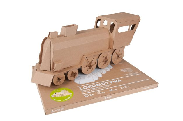 Leolandia Locomotive