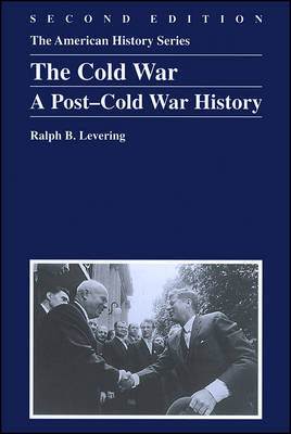 The Cold War by Ralph B. Levering