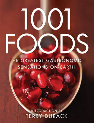 1001 Foods by Terry Durack image