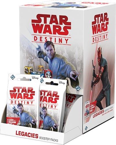 Star Wars Destiny: Legacies Booster Box image