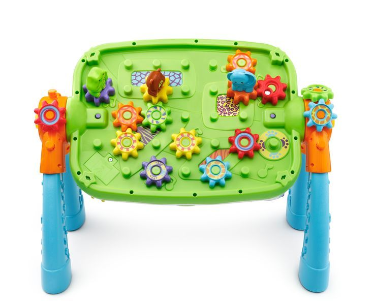 Vtech: Gearzooz - Gear Up & Go Activity Table image