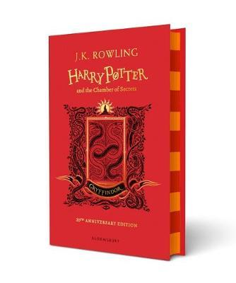 Harry Potter and the Chamber of Secrets - Gryffindor Edition by J.K. Rowling image