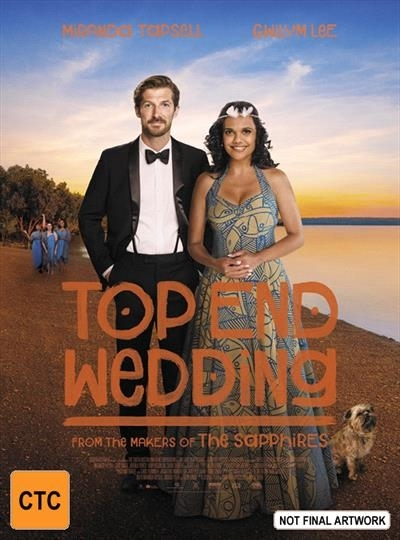Top End Wedding on DVD image