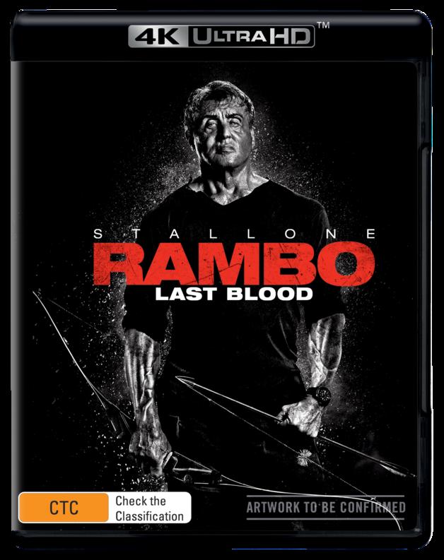 Rambo: Last Blood on UHD Blu-ray