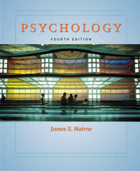 Psychology for the Adaptive Mind by James S Nairne image