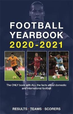 The Football Yearbook 2020-2021 by Headline