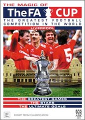 Magic Of The FA Cup - Liverpool FC on DVD