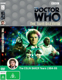 Doctor Who: The Twin Dilema DVD