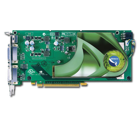 ALBATRON 7950GX2 1024MB DDR3 PCIE DUAL DVI