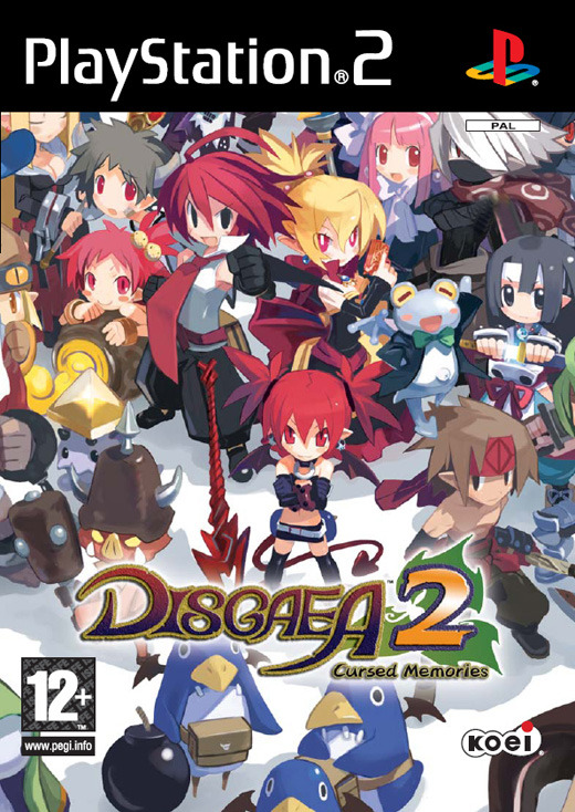 Disgaea 2: Cursed Memories + Bonus CD! for PlayStation 2