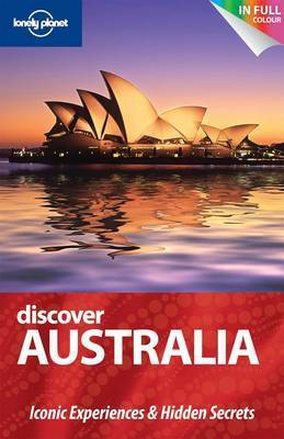 Discover Australia (AU and UK) by Lindsay Brown