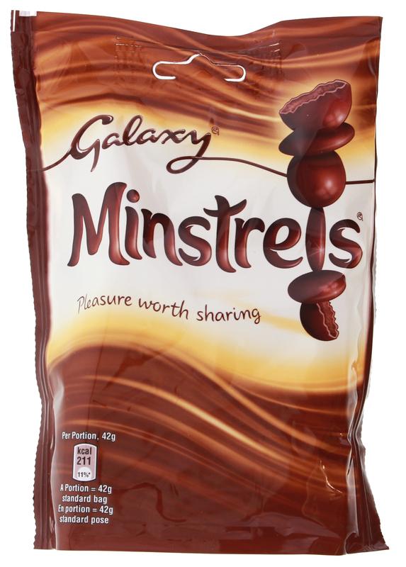 Galaxy Minstrels (118g)