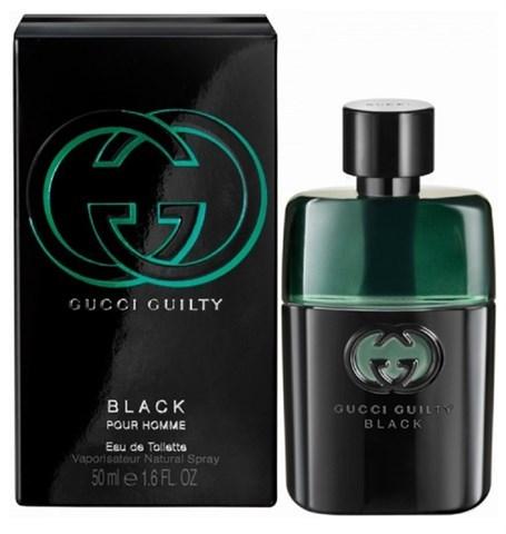 e65ed6326 Gucci - Guilty Black Pour Homme Fragrance (50ml EDT) image ...