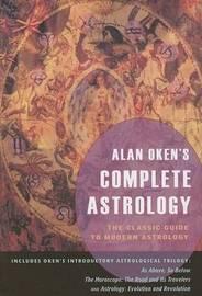 Alan Oken's Complete Astrology by Alan Oken image