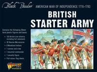 American War of Independence British Army