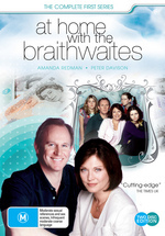 At Home With The Braithwaites - Complete Series 1 (2 Disc Set) on DVD