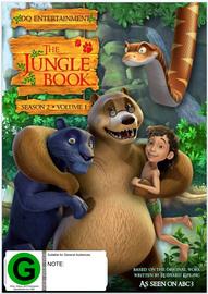 The Jungle Book: Season 2 - Volume 1 DVD