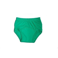 Training Pants Medium Green