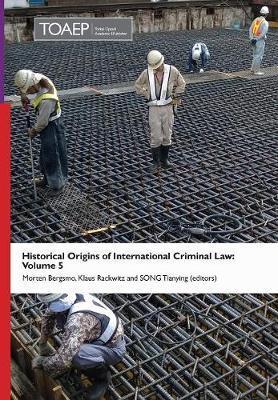 Historical Origins of International Criminal Law image