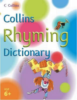 Collins Rhyming Dictionary by Collins Dictionaries image