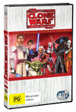 Star Wars: The Clone Wars: The Complete Season 2 (4 Disc) DVD