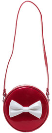 Sourpuss Ship Shape Purse - Red