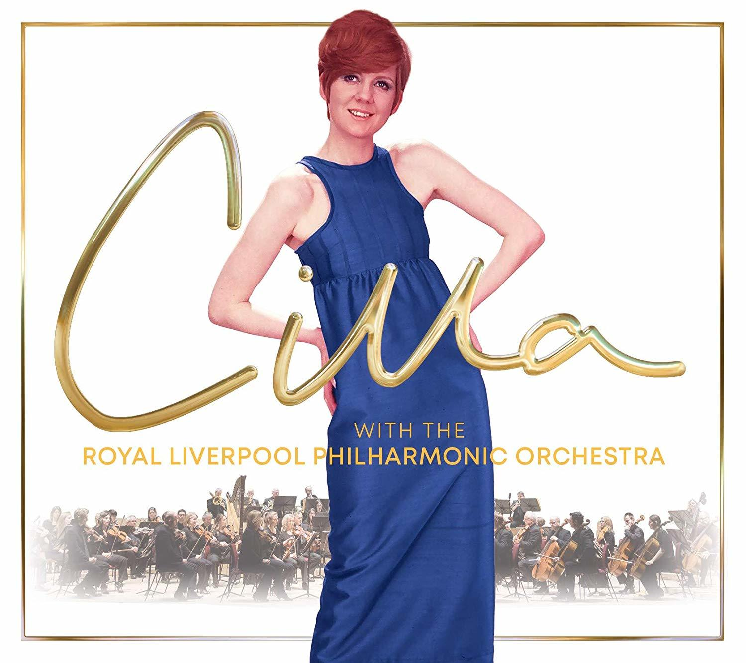 Cilla With The Royal Liverpool Philharmonic by Cilla Black image