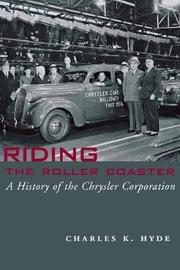 Riding the Roller Coaster by Charles K. Hyde