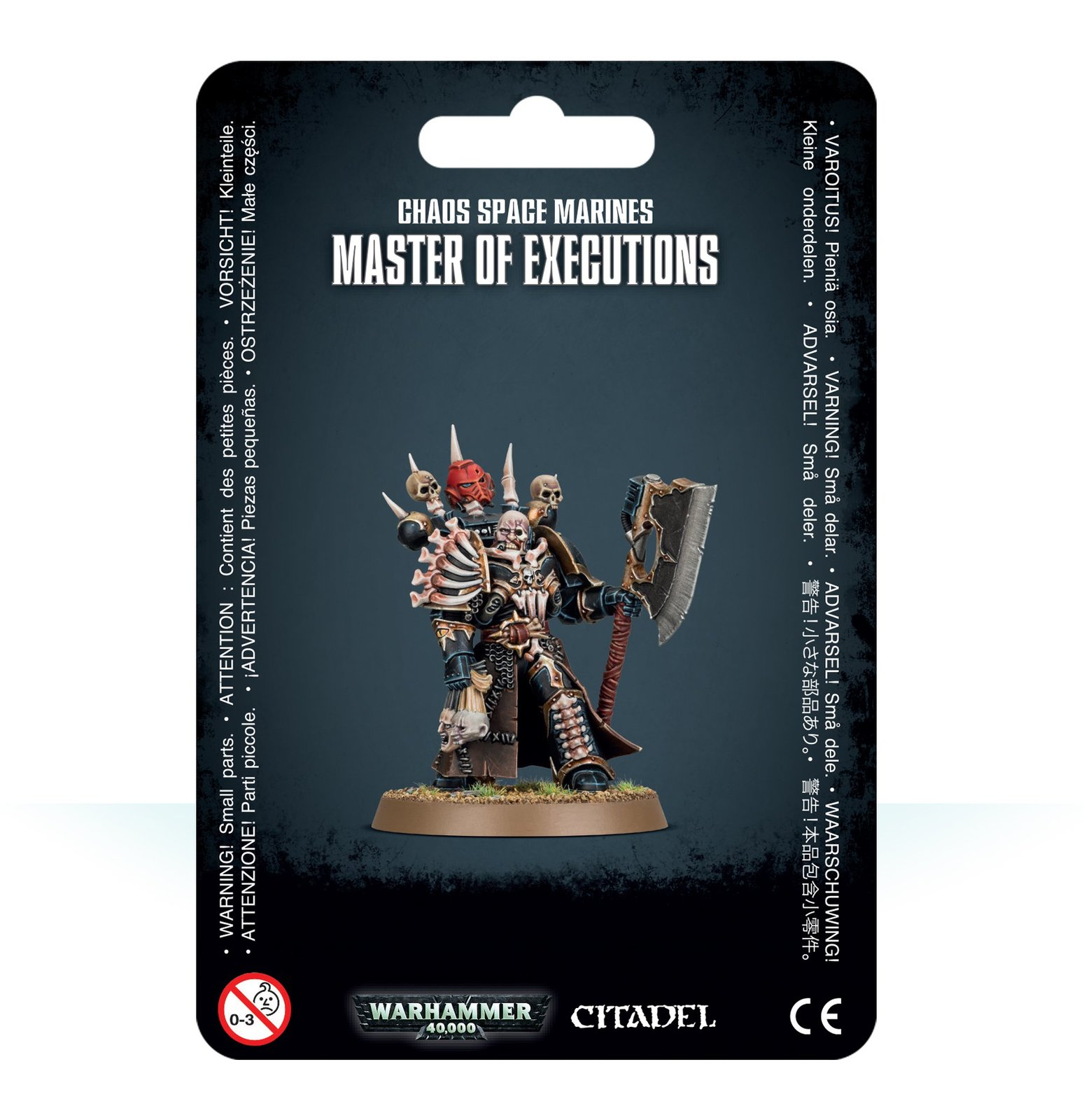 Warhammer 40,000: Chaos Space Marines - Master of Executions image