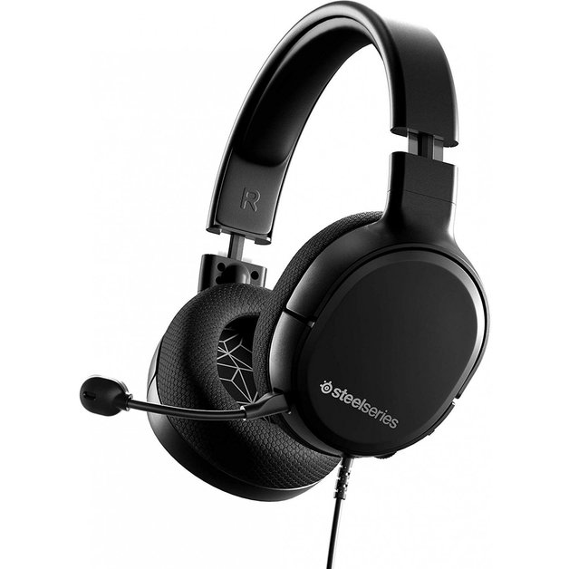 SteelSeries Arctis 1 Wired Gaming Headset (Black) for PC