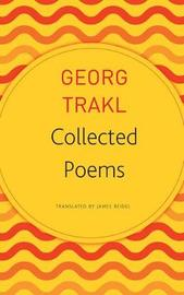 Collected Poems by Georg Trakl