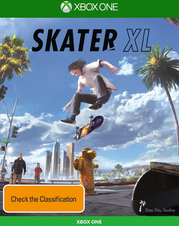 Skater XL for Xbox One
